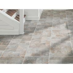 Mix Aran Stone Anti Slip Porcelain Tile 17in X 911103865