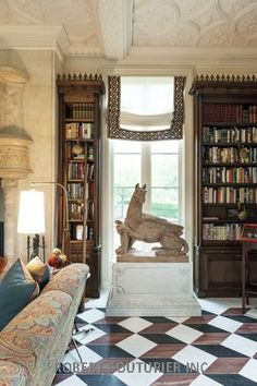 HOUSE IN WATER MILL | Robert Couturier | décor, architecture & design