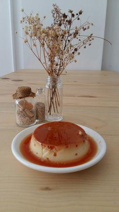 I make what i like to eat, who care u are Caramel pudding🍮