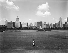 Harry Callahan: Chicago, 1953