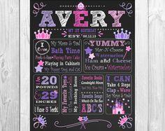 He encontrado este interesante anuncio de Etsy en https://www.etsy.com/es/listing/211464387/linda-princesa-rosa-purpura-pizarra