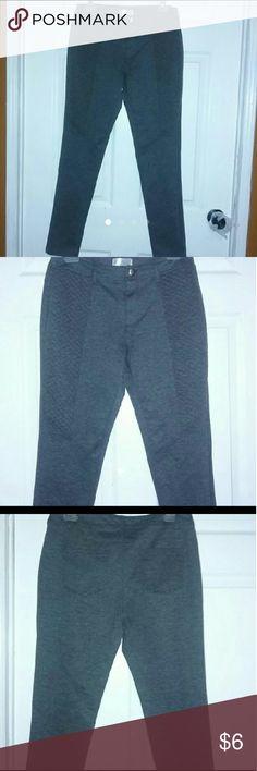 Women's Size Medium Pants Leggings Women's Size Medium Pants Kinda Thick Gray Leggings Pants Leggings