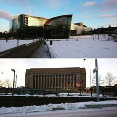 Tänään palveluita ja tapaamista Helsingissä. Piiiitkä päivä. Yöksi kotiin Kuopioon -vielä yhden puhelinpalaverin saattelemana. #kotiinkuopioon