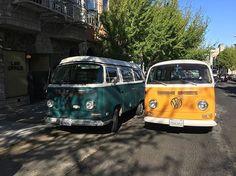 Liked on InstaGram: San Francisco never fails #71vwbus #aircooled #vw #vwlove #volkswagen #buslife #kombi #baywindow #type2 #redwoodcitybeetles #71bay #redwoodcitybeetlescc #california #sierrayellow #twinkiethebus #vwclassic #hippiebus #1971 #vwbus #vwtransporter #westy