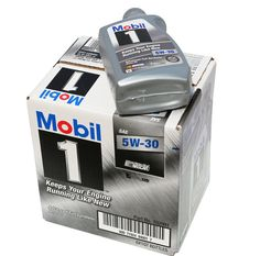#Amazon: Prime Members: Mobil 1 94001 5W-30 Synthetic Motor Oil - 1 Quart (Pack of 6) - $28 #LavaHot http://www.lavahotdeals.com/us/cheap/prime-members-mobil-1-94001-5w-30-synthetic/69222
