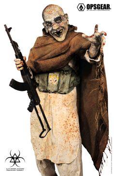 Zombie Terrorist Target