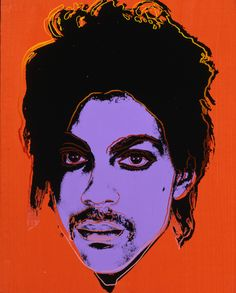 Djinn Gallery — andy warhol Prince, 1984