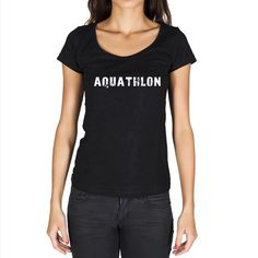 #sport #tshirt #women #aquathlon #training Show your passion for sports with our t-shirts! Order now, online, just click Visit!