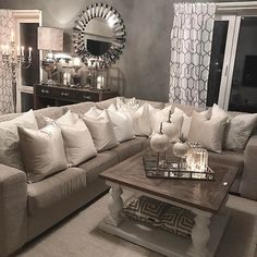 """4,035 mentions J'aime, 103 commentaires - Carina Gauslå (@carinascasa) sur Instagram : """"✨have a lovely evening✨ha en fin kveld✨ #inspire_me_home_decor #the_real_houses_of_ig #mm_interior…"""""""