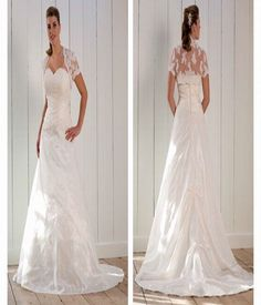 Body shapes and perfect wedding dress to match