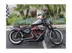 2012 Harley Davidson Sportster 111826945 large photo - repined by http://www.vikingbags.com/ #VikingBags