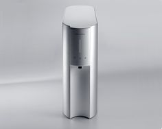 C2C is a water purifier with slim size that has an advantage in space utilization. Thanks to the slim, compact size, it takes up little countertop space allowing users to make better use of the space. The simple button-layout helps users recognize features at a glance. At the touch of a button, the users can get hot/cold/room temperature drinking water immediately. In addition, its design focused on how to improve the filter-change process more simply and easily. The front design ha...