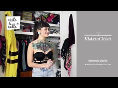 Viste Tu Clóset: Valentina Davila - YouTube