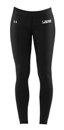 Figure skating apparel - Under Armour women's ColdGear fitted leggings