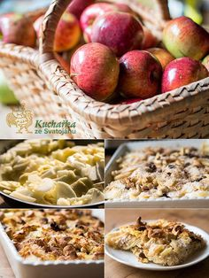 Kuchařka ze Svatojánu Cereal, Yummy Food, Apple, Fruit, Breakfast, Health, Fitness, Food Ideas, Breakfast Cafe