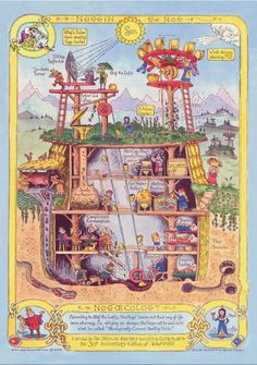 Noggin the Nog - Oliver Postgate and Peter Firmin's original nog-ecological House
