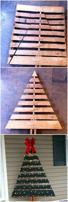 Awesome DIY Christmas Decorations Ideas 30