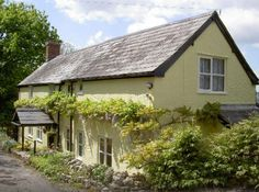 Wisteria Cottage, Morcombelake, Bridport, Dorset,  England. Bed and Breakfast. Holiday. Travel. Accommodation. Breakfast. Countryside.