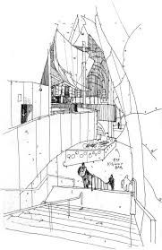 Image result for frank gehry sketches