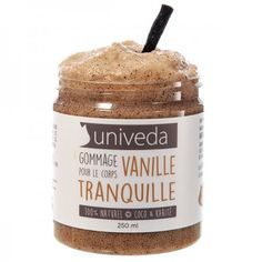 Gommage corps au sucre VANILLE - 22,00€
