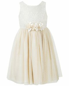 MACYS FLOWER GIRL DRESSES - Sanmaz Kones