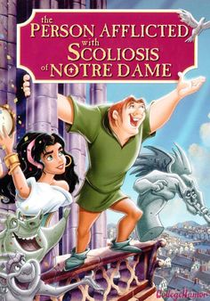 *THE HUNCHBACK of NOTRE DAME, 1996