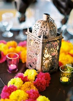 summer, flowers, decorations, garland, decor, catering, floral, miscellaneous, real, candles, creative, centerpieces, carnation, signature cocktails, middle eastern, cultural, bohemian, lantern