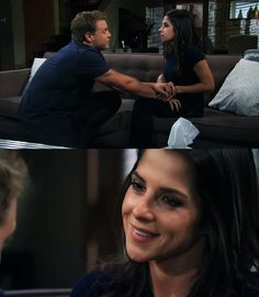 Jason Morgan: I want you to be my wife. Will you please marry me? #JaSam