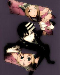 Liz, Kid & Patty