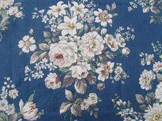 sanderson vintage floral