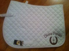 Divine Ponies logo