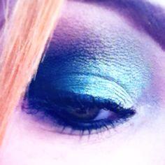 #maquillage#smocky#eyes#chocolatebar#sleek#gardianofeden#benefit#toofaced#makeupforever#givenchy#vert#green