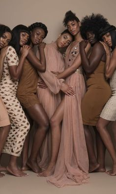 The Colored Girl Campaign: Highlighting All Shades of Beauty and #BlackGirlMagic