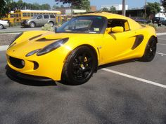 To my eyes one of the best looking cars ever made - Lotus Exige.