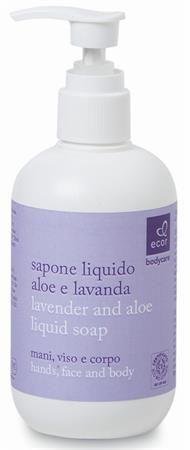Body care - Detergente liquido alla lavanda - Ecor