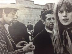 "ilpianobi: ""marianne & mick (1967) """