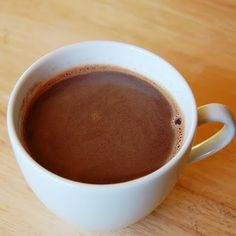 The Craftinomicon: Friday Food Craft: Hot Chocolate