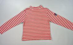Tee-shirt manches longues coton rayé beige et rouge Okaïdi 6 ans garçons in Vêtements, accessoires, Enfants: vêtements, access., Vêtements garçons (2-16ans) | eBay