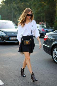#ChiaraFerragni in chic LV accessories. Paris