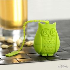 Cute Silicone Owl Infuser