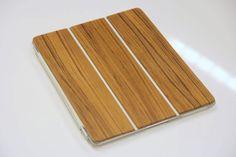 iPad wood smartcover