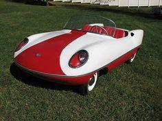 Just A Car Geek: 1957 Goggomobil Dart 250
