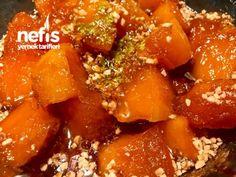 Kabak Tatlısı (Abartısız Muhteşem Lezzette) – Nefis Yemek Tarifleri Italian Chicken Dishes, Pumpkin Dessert, Italian Recipes, Italian Foods, Tart, Chicken Recipes, Recipies, Food And Drink, Turkey