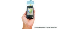 Yahoo rinnova l'app per Android per consultare il meteo
