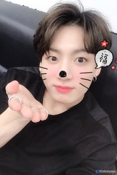 Uploaded by Find images and videos about kpop, bts and jungkook on We Heart It - the app to get lost in what you love. Jungkook Selca, Namjoon, Seokjin, Jungkook Lindo, Jungkook Oppa, Yoongi, Bts Bangtan Boy, Bts Boys, Hoseok
