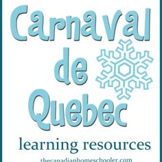 Learning Resources about the Quebec Winter Carnival French Teaching Resources, Teaching French, Teaching Activities, Classroom Activities, Learning Resources, Culture Activities, Learning Tools, Teaching Ideas, Classroom Ideas