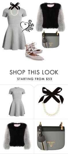 """""""Casual chic"""" by ellenfischerbeauty ❤ liked on Polyvore featuring Superdry, Lulu Frost, Charlotte Simone, Prada, Aquazzura and TOMFORD"""