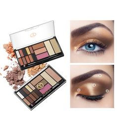 Beauty & Health Reasonable Plate Party Catwalk Etc Stage Wedding 1 Portable Long-lasting Powder Pcs 20 Makeup Eyeshadow T Colors Casual Shadow Eye Eye Shadow