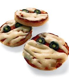 Healthy Halloween Snacks (Peanut & Tree Nut Free Too!) - Chew Chew Mama