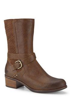 Chestnut Lula Mae Boot